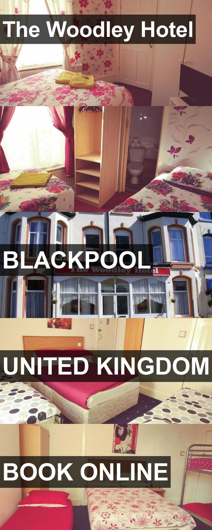 Hotel The Woodley Hotel in Blackpool, United Kingdom. For more information, photos, reviews and best prices please follow the link. #UnitedKingdom #Blackpool #TheWoodleyHotel #hotel #travel #vacation