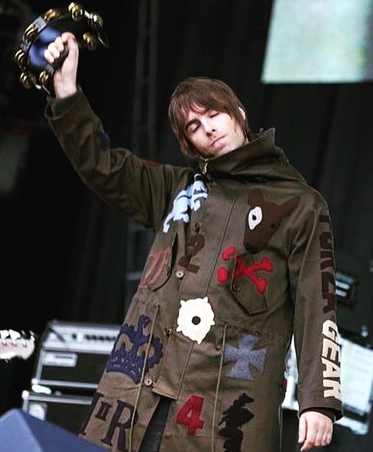 // Patrizia Conde Liam Gallagher