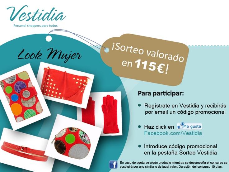 Rojos de Amor, el nuevo sorteo de Vestidia: http://www.vestidia.com/blog/2013/02/12/rojos-de-amor/