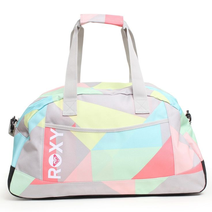 ROXY SUGAR ME UP CORPO SPORTS BAG Multico - Roxy Clothing - Surf Clothing - Wetsuits and Hardware at Shore.co.uk