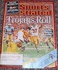 USC Trojans Football Reggie Bush NCAA Sports Illustrated SI Magazine 12/13/2004 - 12/13/2004, Bush, FOOTBALL, Illustrated, MAGAZINE, NCAA, Reggie, Sports, TROJANS