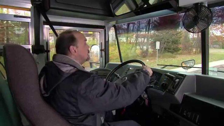 Capsule 7: Conduire en autobus scolaire, c'est du sérieux!