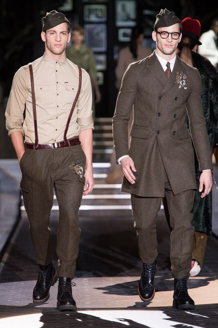 Dsquared² Fall 2013- *MAJOR HEART EYES*