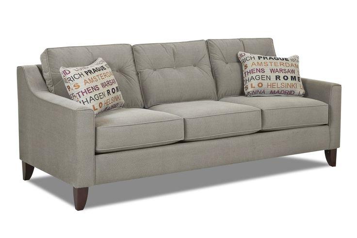 Klaussner Furniture Audrina Sofa & Reviews   Wayfair