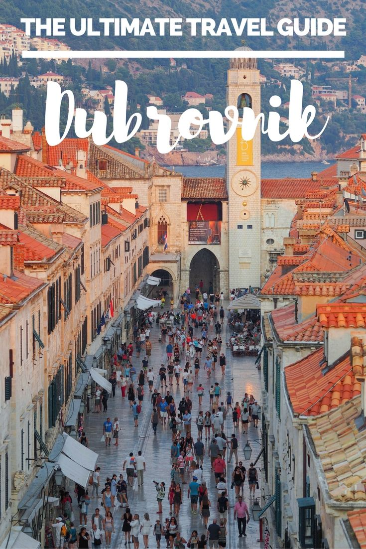 An in-depth travel guide to Dubrovnik, Croatia. What you should see, eat and do in Dubrovnik.