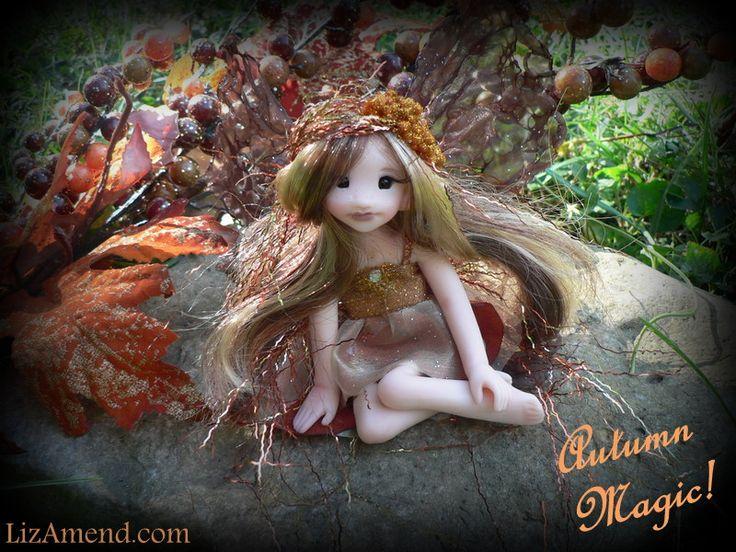 Autumn Magic!: Halloween Fairies, Fairies Stuff, Fairies Magic, Fairies Things