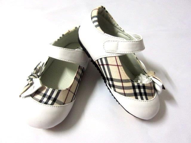 Детские туфли burberry