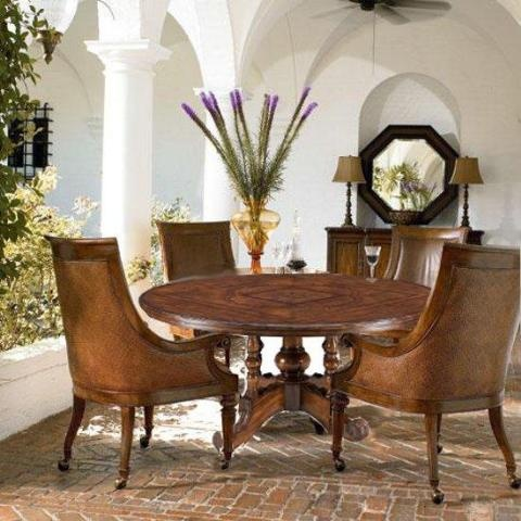 Ernest Hemingway Thomasville Dining Room