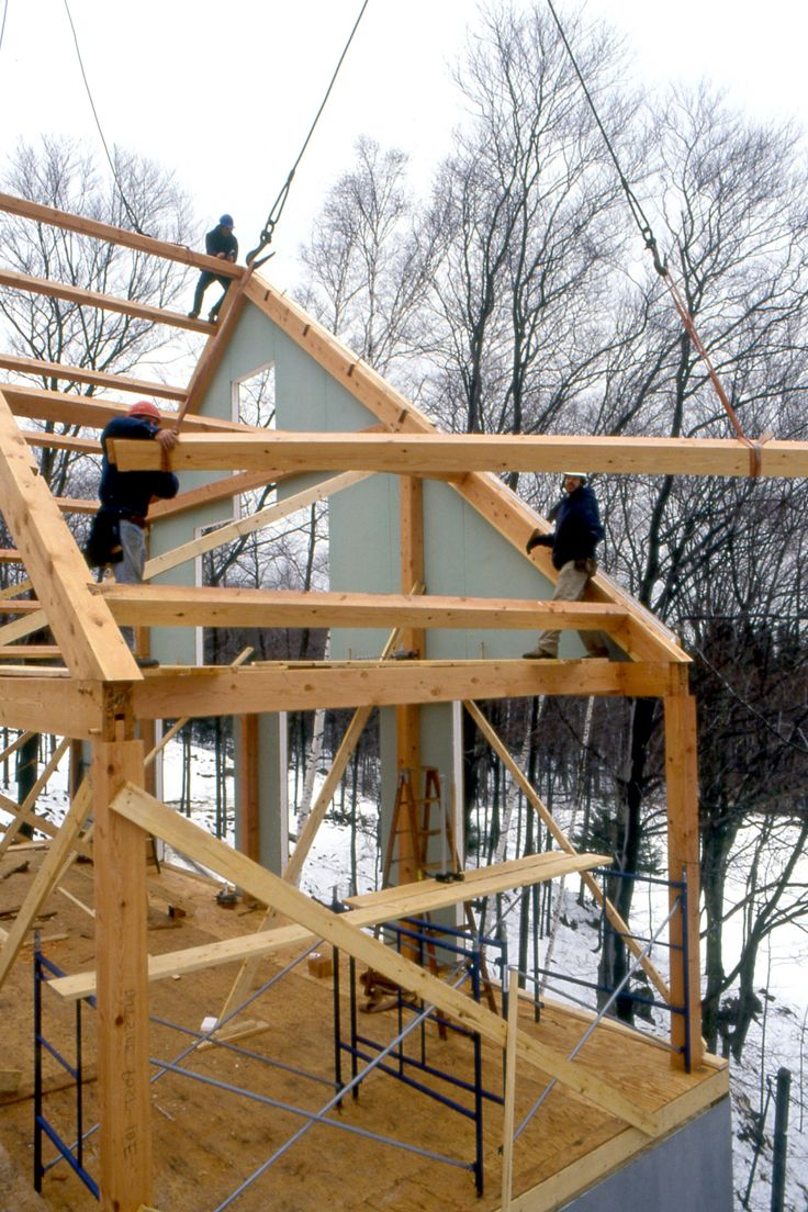774 best timberframing images on Pinterest   Woodworking, Timber ...