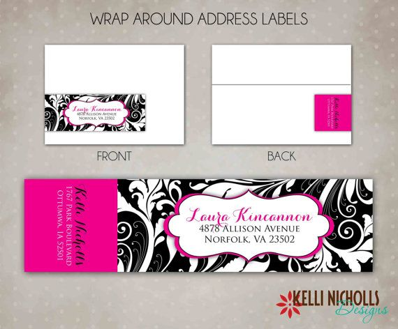 Best 25+ Address label template ideas on Pinterest Free address - free address label templates