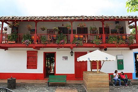 Medellin (Colombia) Pueblito Paisa