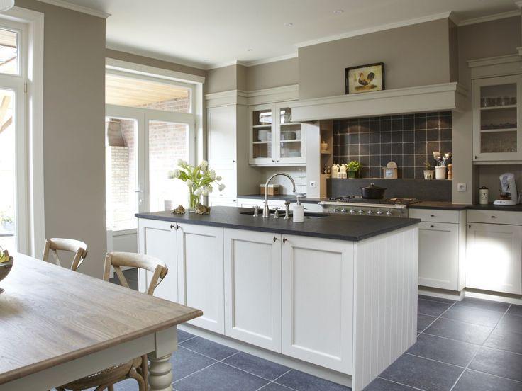 Project te Lauwe - Kensington Mastiek - Dekeyzer keuken