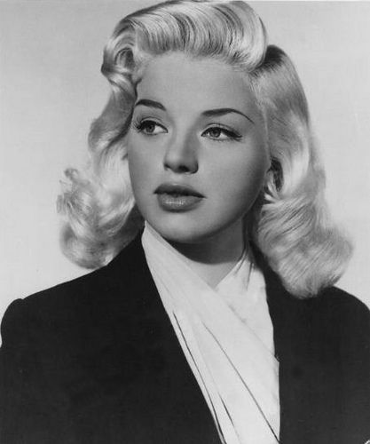 Diana Dors - Ex-wife of Richard Dawson