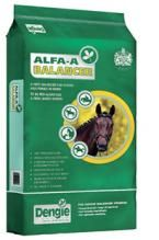 ALFA-A BALANCER has been formulated for horses and ponies in work or those with increased nutritional requirements, to be fed alongside any of the Alfa-A range of Fibre Feeds.