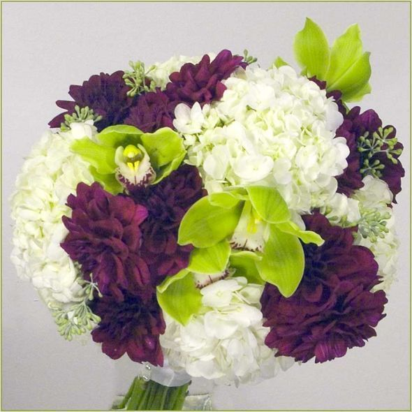 Love purple, green, and ivory!: Wedding Colour, Ideas, Pink Flowers, Wedding Flowers Bouquets, Bridal Bouquets, Wedding Bouquets, Color, Weddings, Bing Image