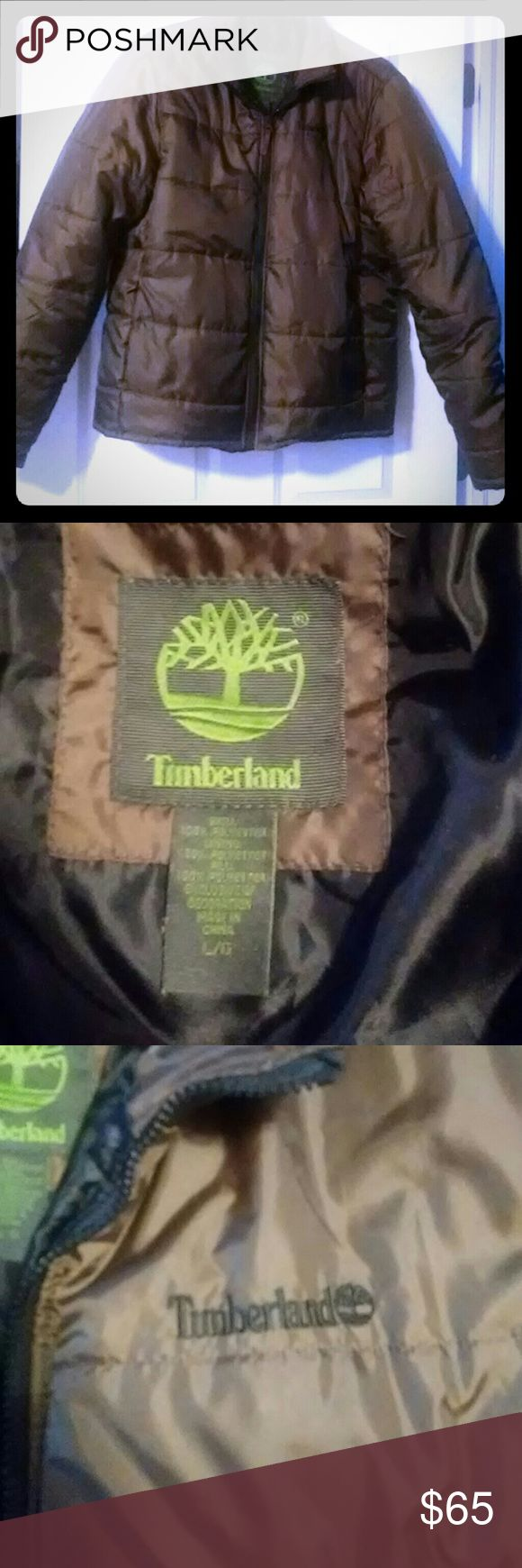 Timberland coat Never worn (received wrong size),  Timberland Coat. Willing to negotiate price Timberland Jackets & Coats Puffers