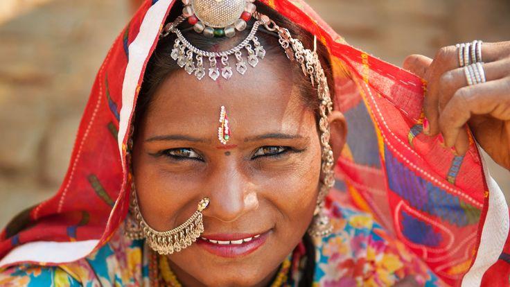 Joyería india tradicional