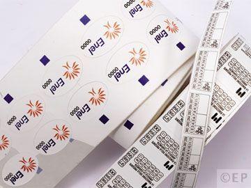 Etichette sigilli di garanzia anticontraffazione, si rompono al tentativo di rimozione