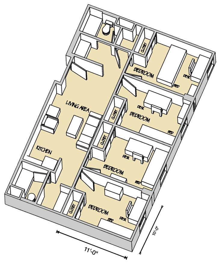 Murray Hall Room Layout Let S See The Residence Halls