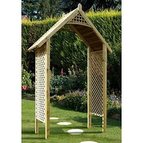 Valencia Wooden Garden Arch For Sale in Telford, Shropshire | Preloved