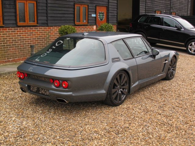 2005 Jensen Interceptor GT V10 by Art Custom (2/2)