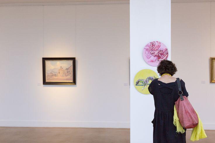 Exhibition Opening | Lady Garden   10. 09. 2017   Guest in the Main Gallery at #CavalliEstate   #CavalliGallery #LadyGardenExhibition