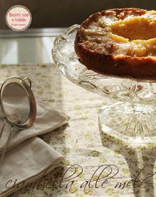 biscottirosaetralala Apple cake