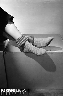 Modèle Anny Blatt. Hiver. Paris, décembre 1936.