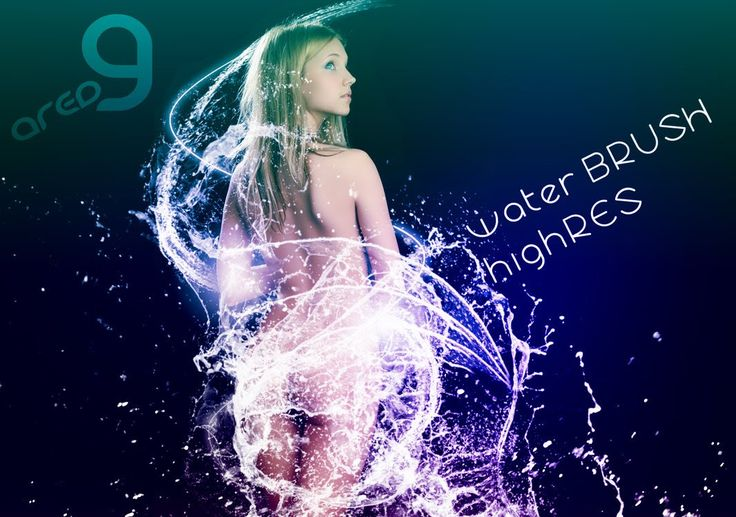 Excellent Water Splash Photoshop Photo Effect Tutorial