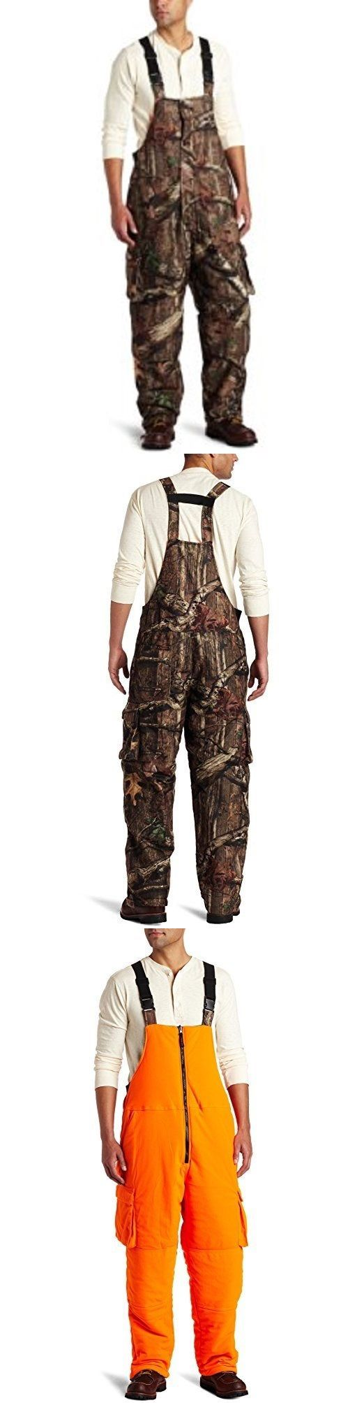 Other Hunting Clothing and Accs 159036: New Yukon Gear Men S Reversible Insulated Bib Overalls Extra Large Mossy Oak Bui -> BUY IT NOW ONLY: $89.89 on eBay!
