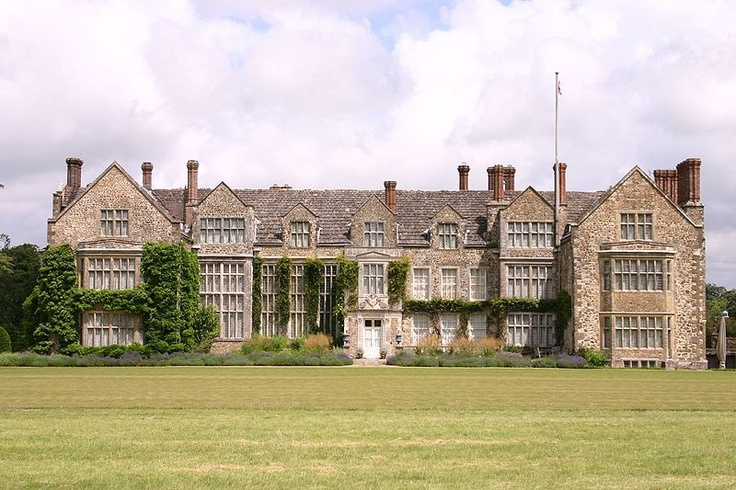 Parham Park is an Elizabethan house in Storrington, West Sussex