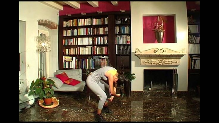 Fitness At Home - Back, Lat, Buttlock - Part 1