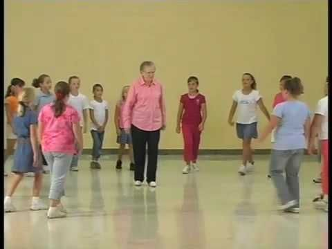Irish Stew - easy dance to learn - excellent process - I love Phyllis Weikart's process.