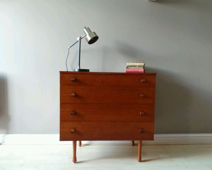 teak bedroom furniture vintage 1960s avalon teak chest of drawers boy mid 13473