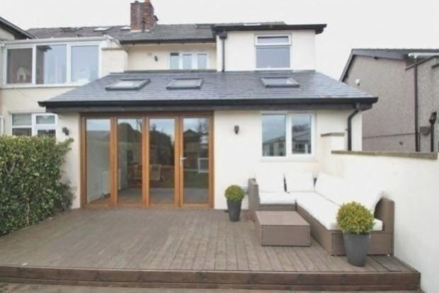 3 Bed Semi Detached House With Contemporary Decking Google Search 2020 Home Fashion House Evler