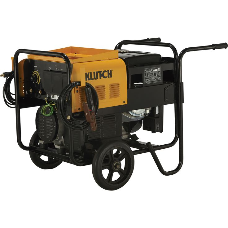 FREE SHIPPING — Klutch 7500K Welder/Generator — 170 Amp DC Welding Output, 6,000 Watt Auxiliary Power | Welders Generators| Northern Tool + Equipment