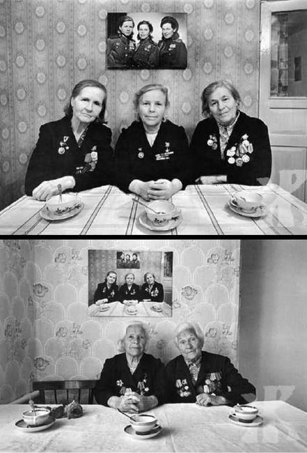 Friends forever - this is an incredible photo idea <3