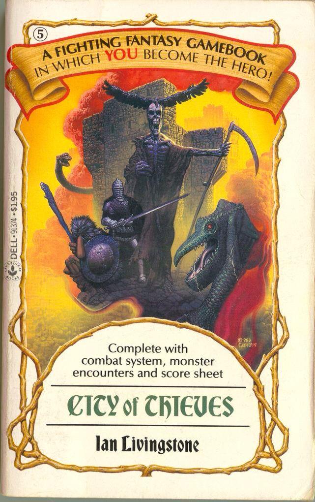 Best Fantasy Book Cover Art : Best fighting fantasy gamebooks images on pinterest