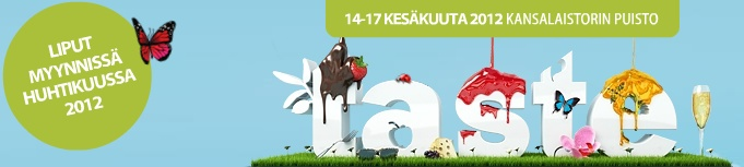 Taste of Helsinki is a four-day celebration of the best of Finnish food and Helsinki's restaurant culture. Mark your calendars: June 14th to 17th!