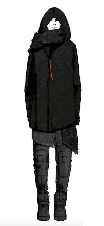 Stars Wars: The Force Awakens Gets the Full-Blown Menswear Treatment  - Esquire.com