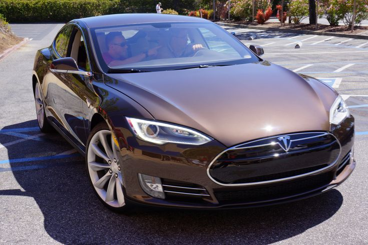 Saleen To Build High-Performance Custom Tesla Model S