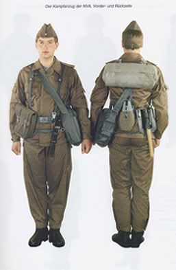 east german military | East German and (Part of) Russian VDV Loadout