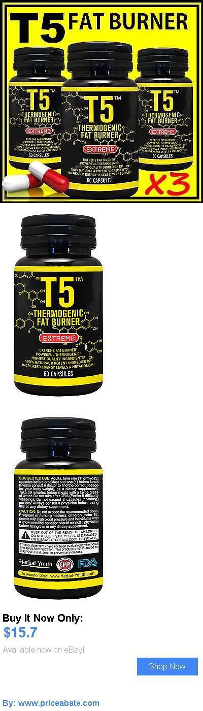 Weight Loss: 180 T5 Fat Burner Capsules Pure Strongest Legal Slimming Pills Diet Weight Loss BUY IT NOW ONLY: $15.7 #priceabateWeightLoss OR #priceabate