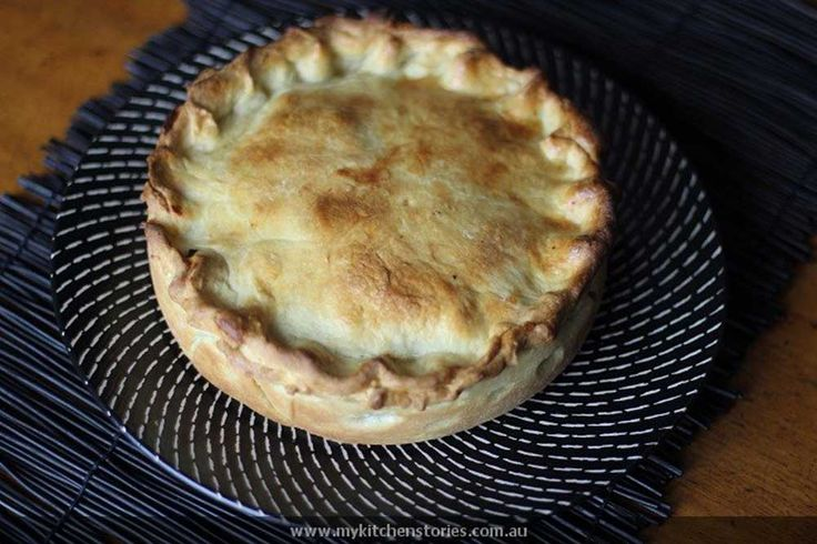 Easy Hot Water Crust for Pies | My Kitchen Stories