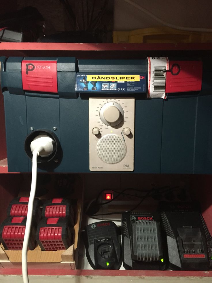 L-boxx radio