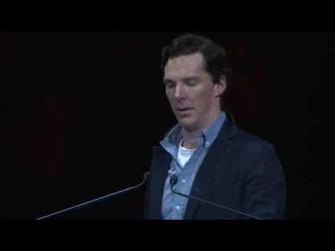 "Benedict Cumberbatch Passionately Reads Sol LeWitt's Famous Letter to Eva Hesse.  ""Just Do"" God don't we all need to hear this advice at times!"
