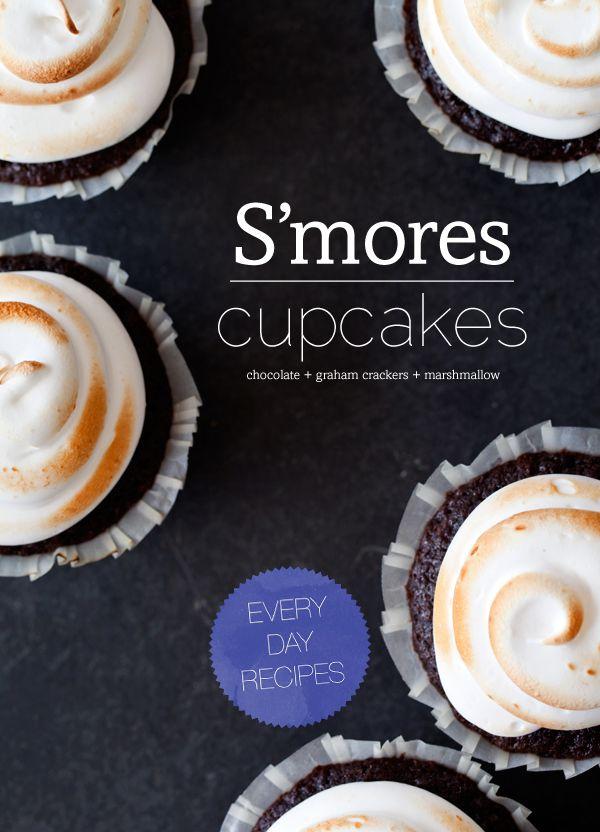 Smore's Cupcake Recipe