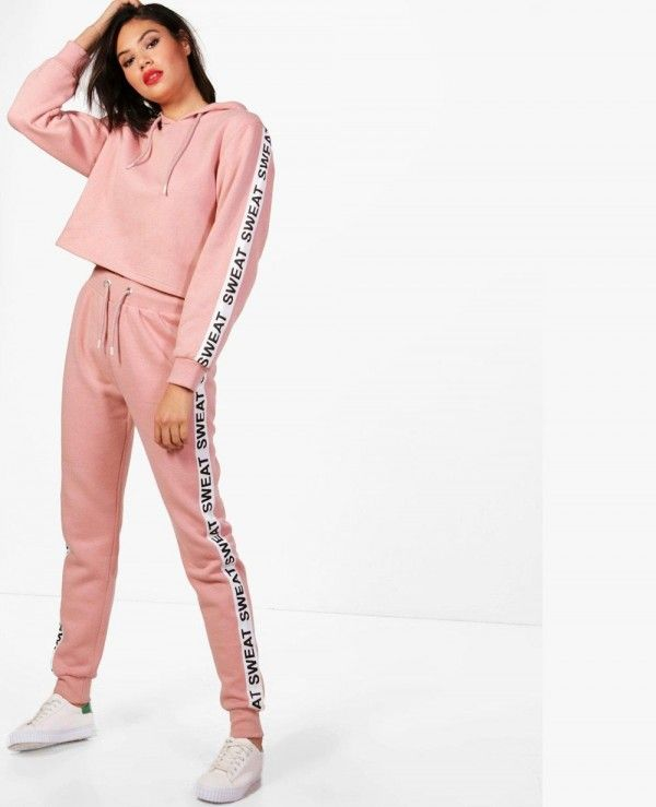 1789154ab8 Pin by About Apparels on Women Sweat Suits & Tracksuits in 2019 ...