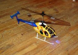 Remote Control Helicopter is a great Father's Day gift!