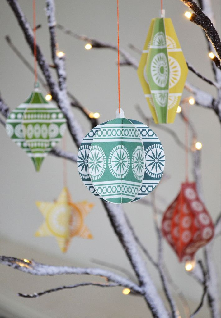 DIY Decorations | Mibo #xmas #decorations #christmas